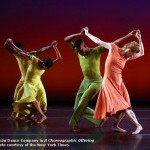 Limon Dance Company performing at Jacob's Pillow