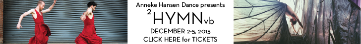 Anneke Hansen Dance presents hymn - click here for tickets!