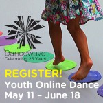 Dancewave Youth Online Classes