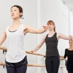 Join Deborah for ballet at Dancewave!