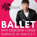Begin Again Ballet with Deborah Lohse