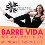 Barre Vida with Autumn Oftedal - Dancewave