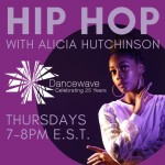 Hip Hop with Alicia Hutchinson - Dancewave