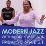 Modern Jazz with Audrey Madison - Dancewave