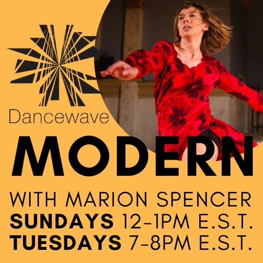 Modern with Marion Spencer - Dancewave