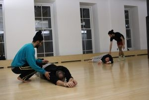 Contact Improvisation-The Basics