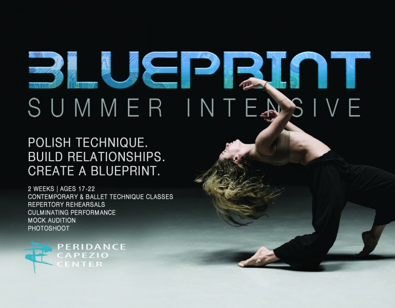 Peridance BLUEPRINT Summer Intensive Internship | Dance/NYC
