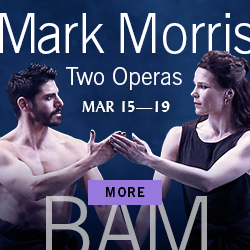 Mark Morris: Two Operas An evening of Britten and Purcell