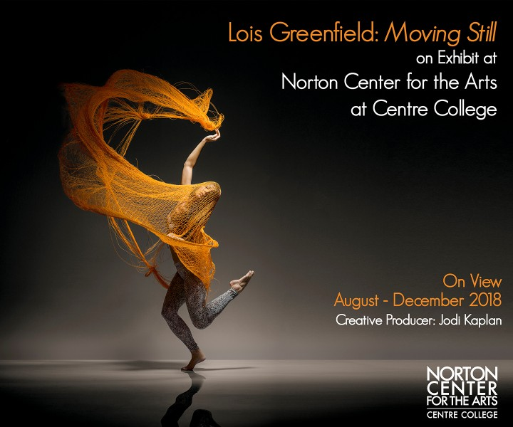 """Lois Greenfield: Moving Still"" on Exhibit at Norton Center for the Arts"