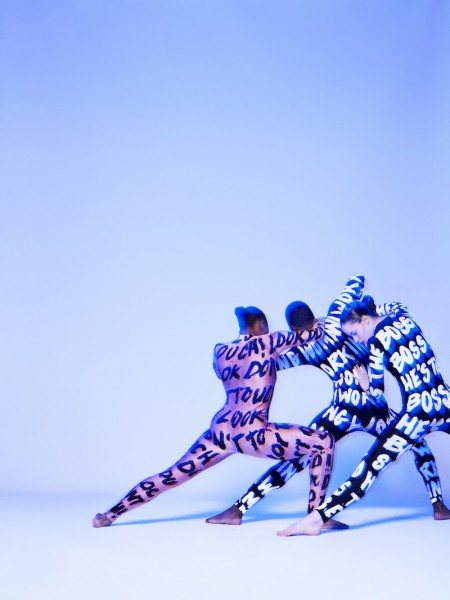 Stephen Petronio Company in Hardness 10