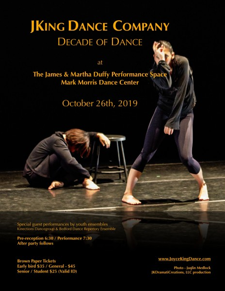 Decade of Dance - JKDC celebrates 10 years of Dance