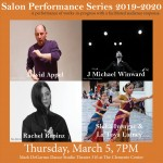 Salon Performance Series - March Edition