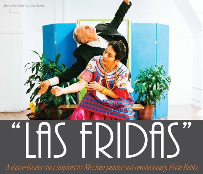 Mark DeGarmo Dance presents Las Fridas