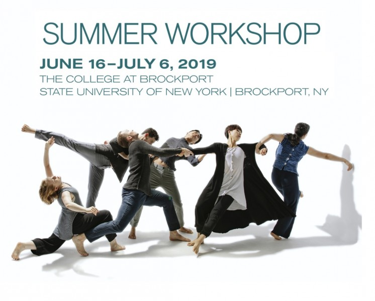 Doug Varone and Dancers 2019 Summer Workshop