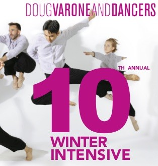 Doug Varone and Dancers 10th Annual Winter Intensive
