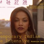 Contemporary Indian Dance Intensive