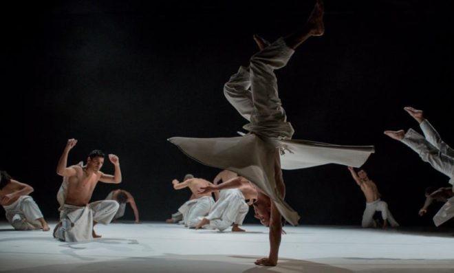 Compagnie Hervé KOUBI - Joyce Master Class Series at Gibney