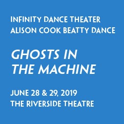 Infinity Dance Theater and Alison Cook Beatty Dance are presenting