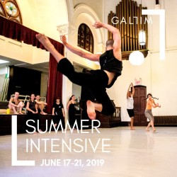 Gallim Summer Intensive 2019