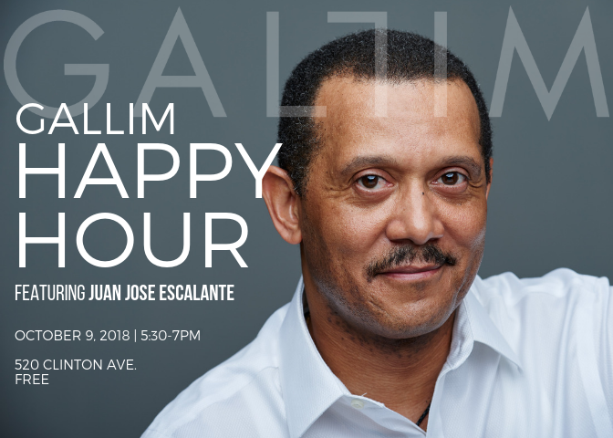 Gallim HAPPY HOUR featuring Juan Jose Escalante