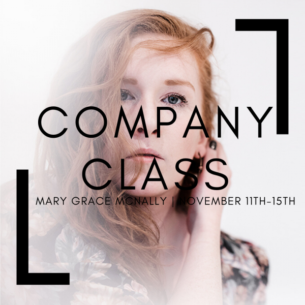 Company Class with Mary Grace McNally