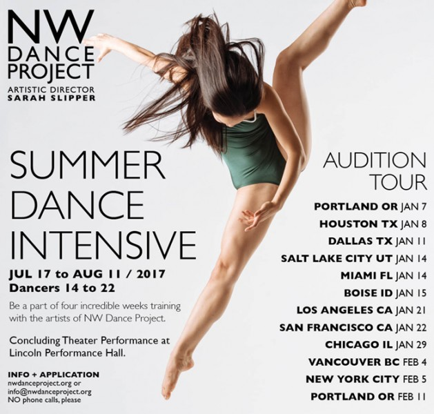 nw dance project Dedicated to the creation and performance of innovative contemporary dance  works from established and emerging dance-makers, nw dance project brings a .