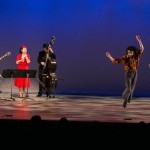 Darrah Carr Dance with Tara O'Grady & Her Black Velvet Band - Stampede at Symphony Space, January2017.