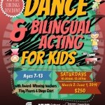 Bilingual Children's Workshop Flyer