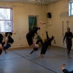 Somatic Aerial Class with improvisational approach