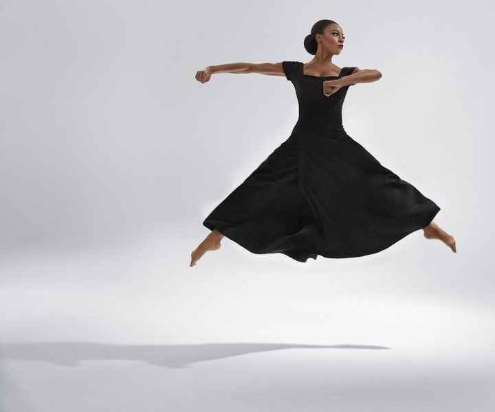 "Andrea Leslie Williams in Martha Graham's ""Chronicle"""