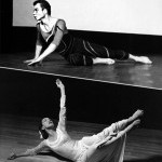 Merce Cunningham and Martha Graham