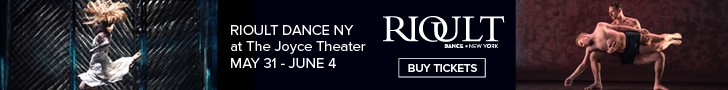 RIOULT DANCE NY at The Joyce Theater