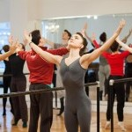 Intermediate Ballet Class Taught by Jere Hunt