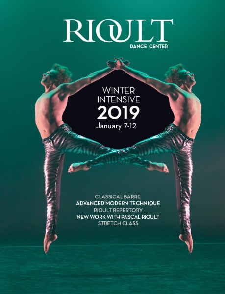 Winter Intensive 2019 at RIOULT Dance Center!