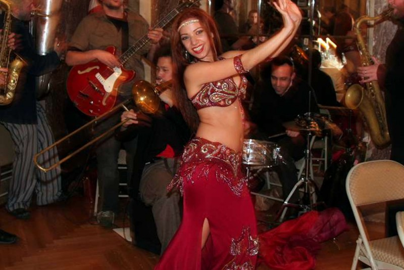 Classical Belly Dance taught by Sira Melikian