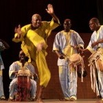 Kutiro/Bougarabou Taught by Malang Bayo and Bakary Fall