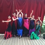 Childrens Flamenco Classes
