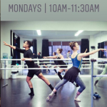 Open Ballet Class with Dance Project of Washington Heights