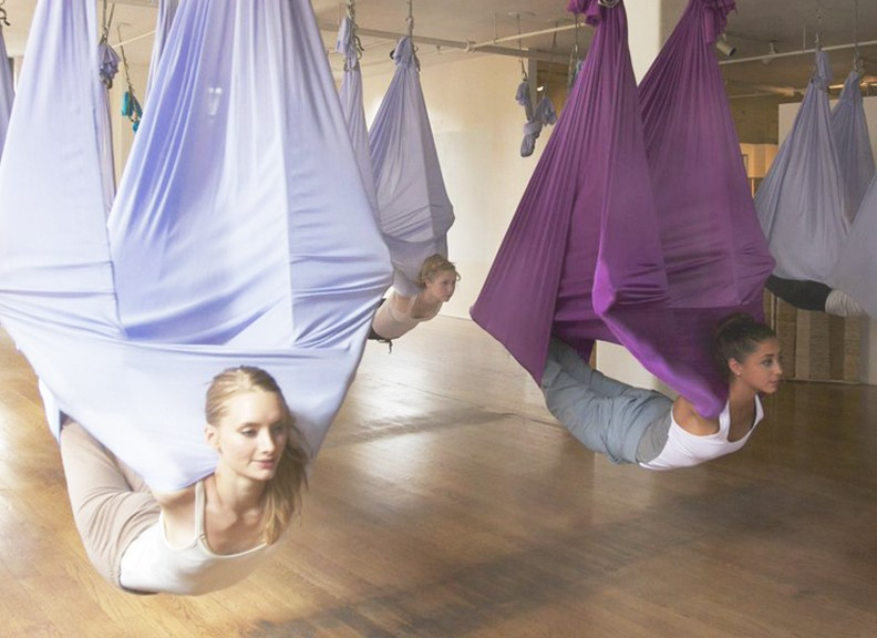Antigravity Aerial Yoga Teacher Training Dance Nyc