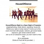HouseOfDance Night