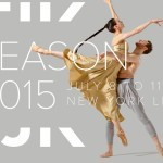 FJK DANCE RETURNS TO  NEW YORK LIVE ARTS JULY 8 to 11