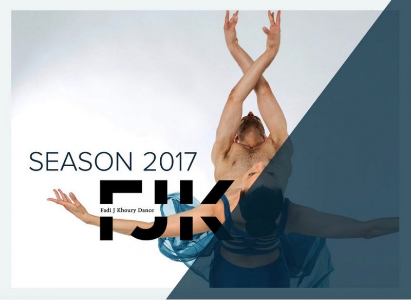 Fjk dance returns to new york live arts season 2017 for Contemporary dance new york