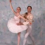 Daners Tanya Trombly, Keith Miller from Ballet Long Island