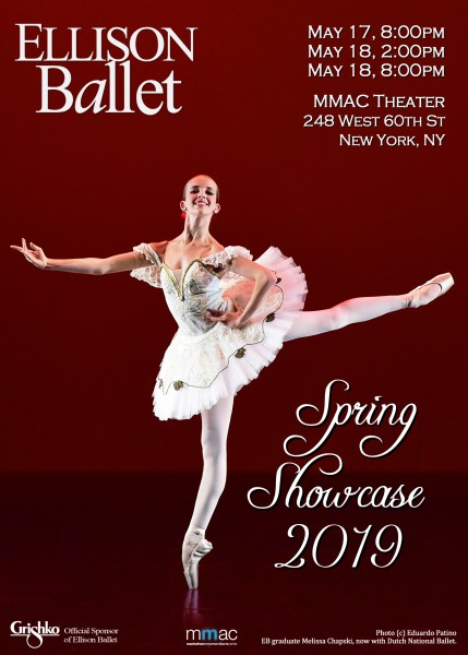 Ellison Ballet Spring Showcase 2019