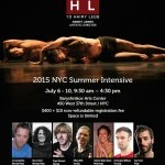 10/Hairy Legs 2015 NYC Summer Intensive