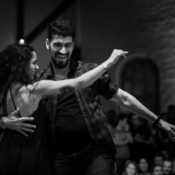 Forro Workshops with Rafael Wilker March 28 and 29 - New York City