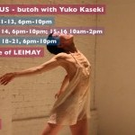 LUDUS Lab: butoh improvisation led by Yuko Kaseki