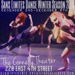 Sans Limites Dance Winter Season 2015: You Were Once Wild Here, Don't Let Them Tame You
