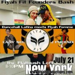 Fiyah Fit Founders Bash