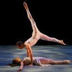 Dancers of Alison Cook Beatty Dance performing at Peridance Capezio Theater
